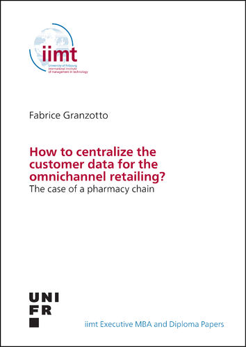 Fabrice Granzotto: How to centralize the customer data for the omnichannel retailing