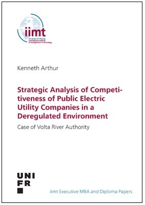 Arthur: Strategic Analysis of Competitiveness of Public Electric Utility Companies in a Deregulated