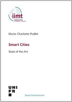 Marie-Charlotte Prallet: Smart Cities - State of the Art