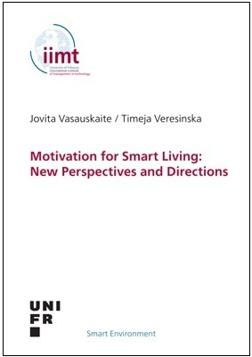 Vasauskaite / Veresinska: Motivation for Smart Living: New Perspectives and Directions