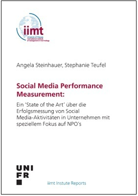 Angela Steinhauer, Stephanie Teufel: Social Media Performance Measurement
