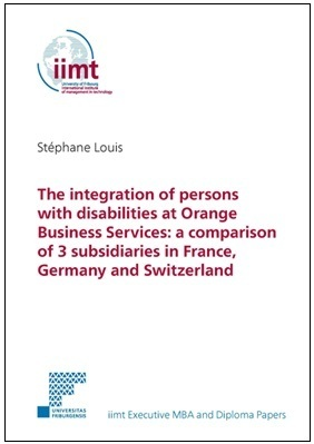 Stéphane Louis: The integration of persons with disabilities at Orange Business Services