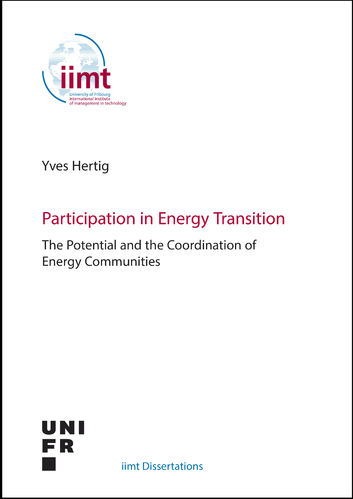 Yves Hertig: Participation in Energy Transition